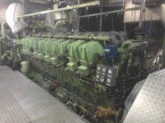 hellenic highspeed engine room