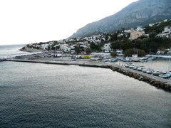 Port of Agios Kyrikos, Ikaria
