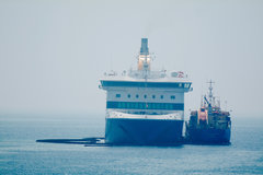 blue star patmos grounded at ios c