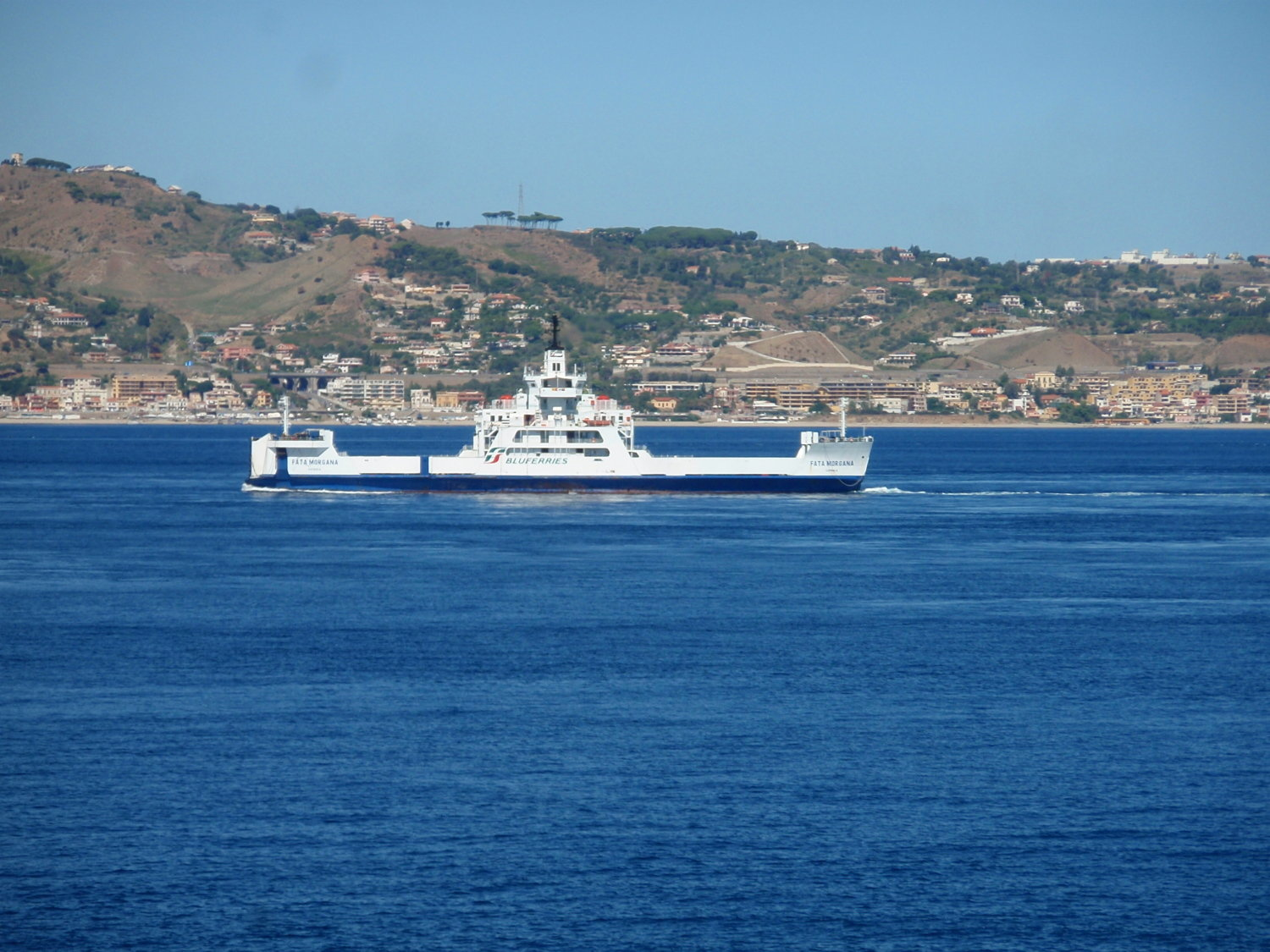 fata morgana off messina 220917