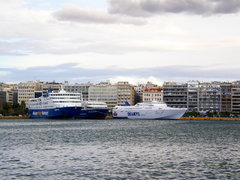 superferry apollon hellas & paros jet@piraeus 251017