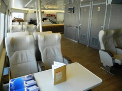 Hellenic Highspeed VIP Lounge