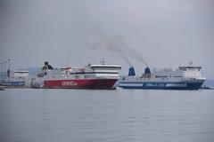 Patras port | 20180219