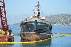 Agia Zoni II wreck