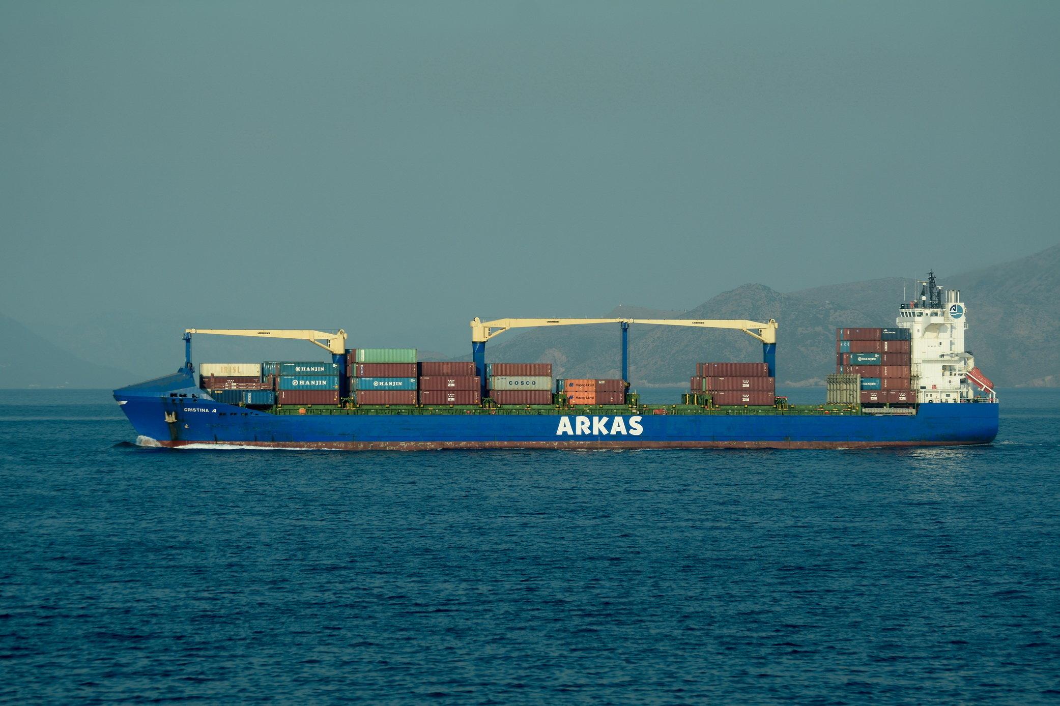Cristina A_23-08-16_off Piraeus