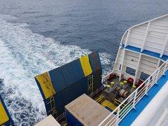 Cruise europa stern ramps