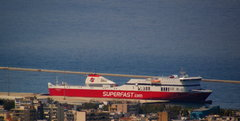 superfast II @ patra south port 09042018