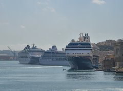 Mein Schiff 1,Pacific Princess and Oceana