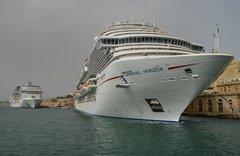 Carnival Horizon & MSC Meraviglia