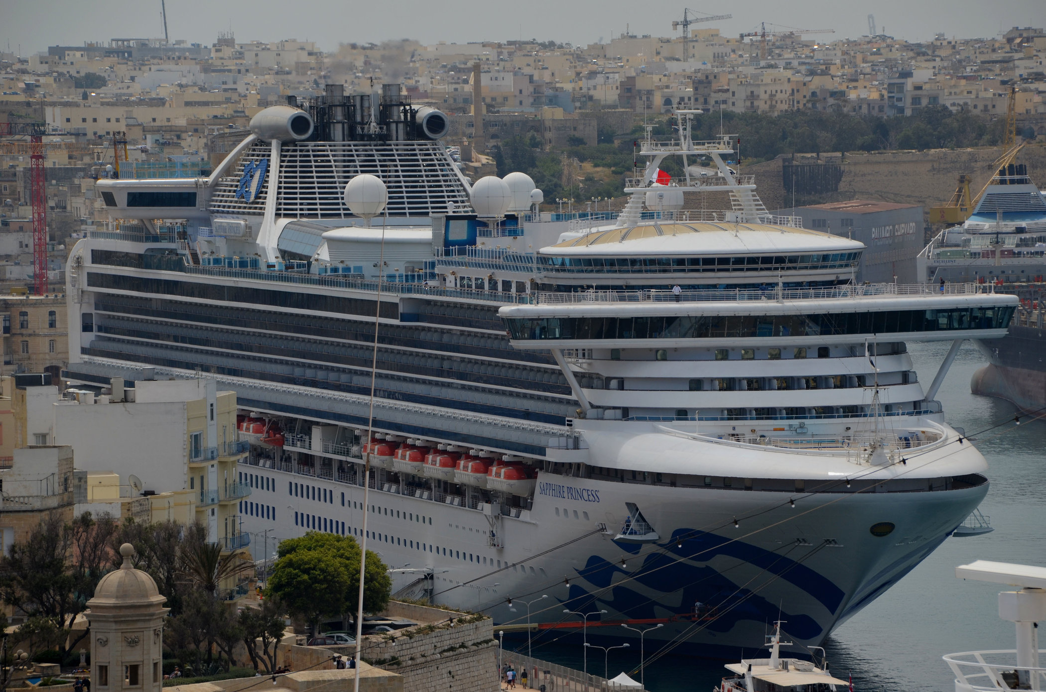 about five sapphire to cruise ship things know princess cruises