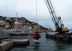 ydra port facilities