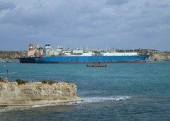 Armada LNG Mediterrana & Maran Gas Apollonia