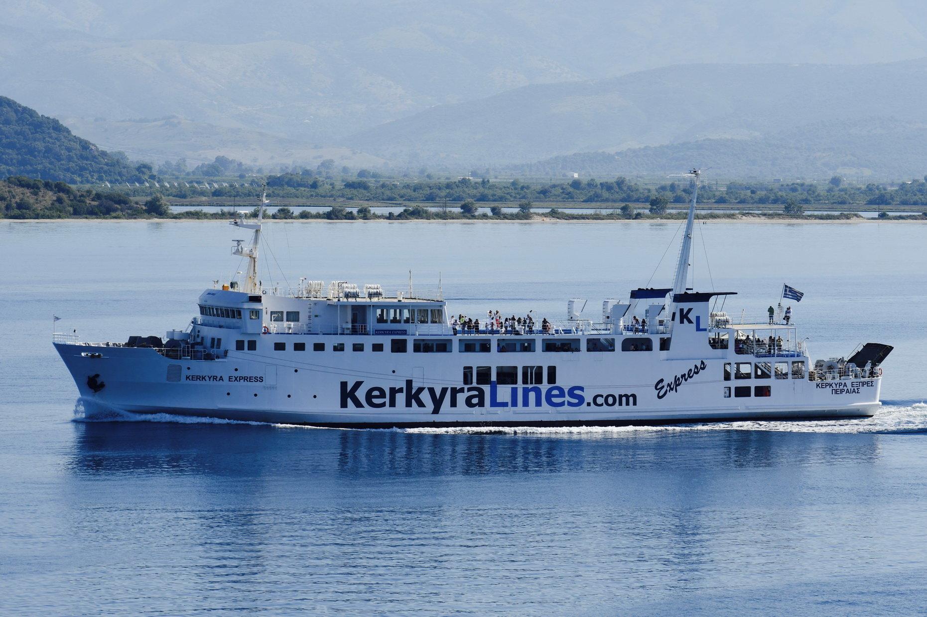 Kerkyra Express_03-06-18_Igoumenitsa