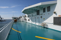 Hellenic Spirit_sun deck_port side