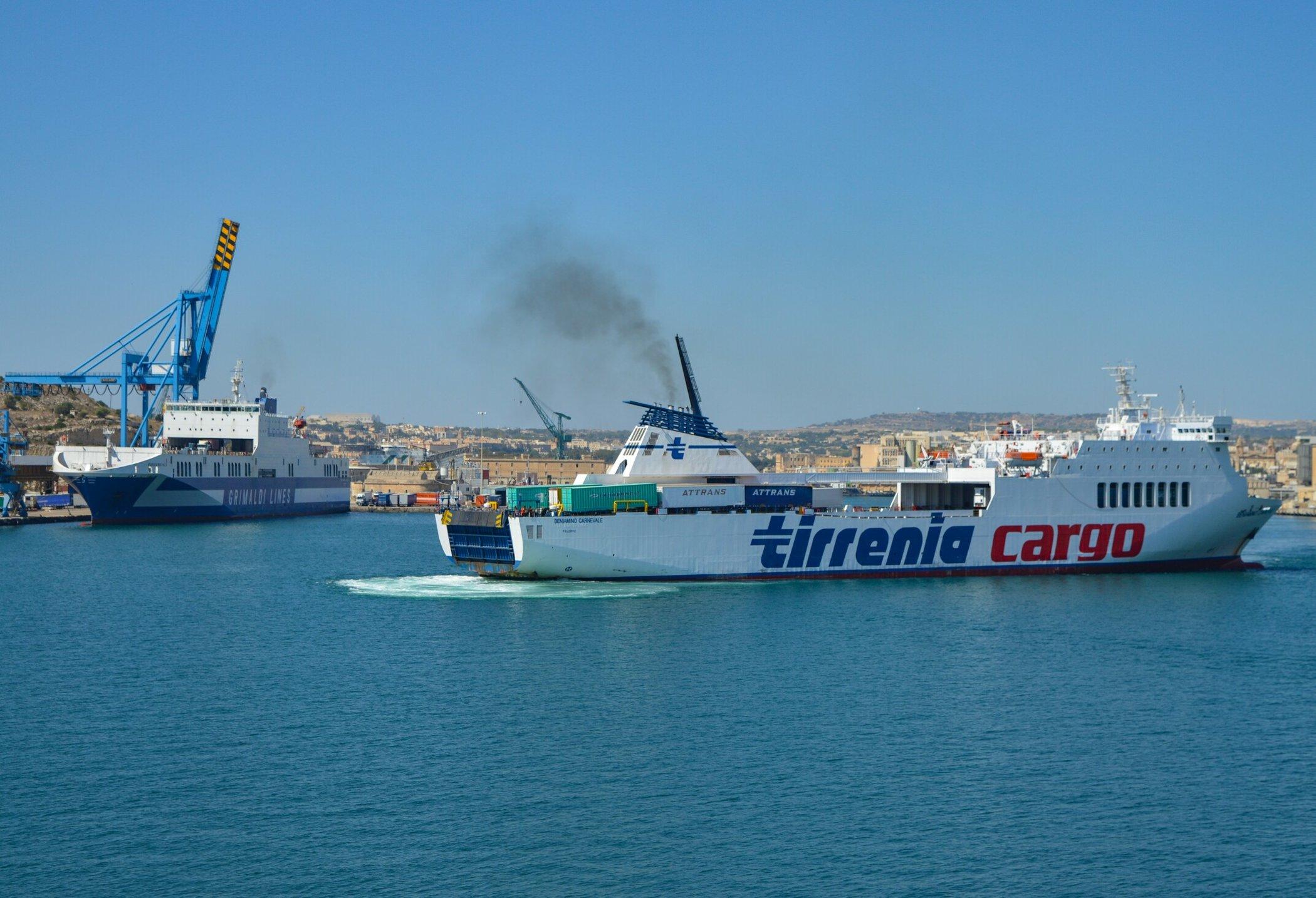 Eurocargo Malta & Beniamino Carnevale