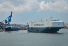 Euroferry Malta & Hoegh Traveller