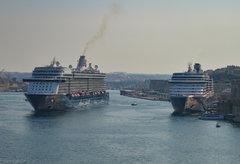 Mein Schiff 6 & Oosterdam
