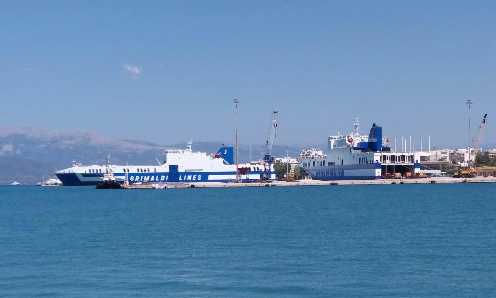 Eurocargo Livorno-Eurocargo Alexandria