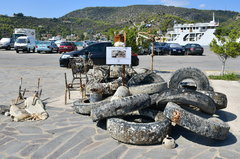 Poros_junk raised from the seabed