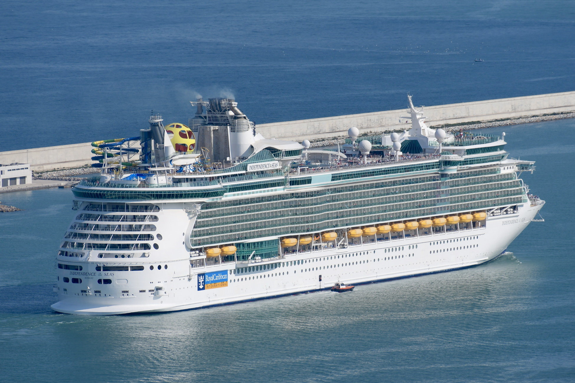 Independence of the Seas_22-06-18_Barcelona_7