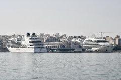 Seabourn Encore_Seabourn Odyssey_20-10-18_Piraeus