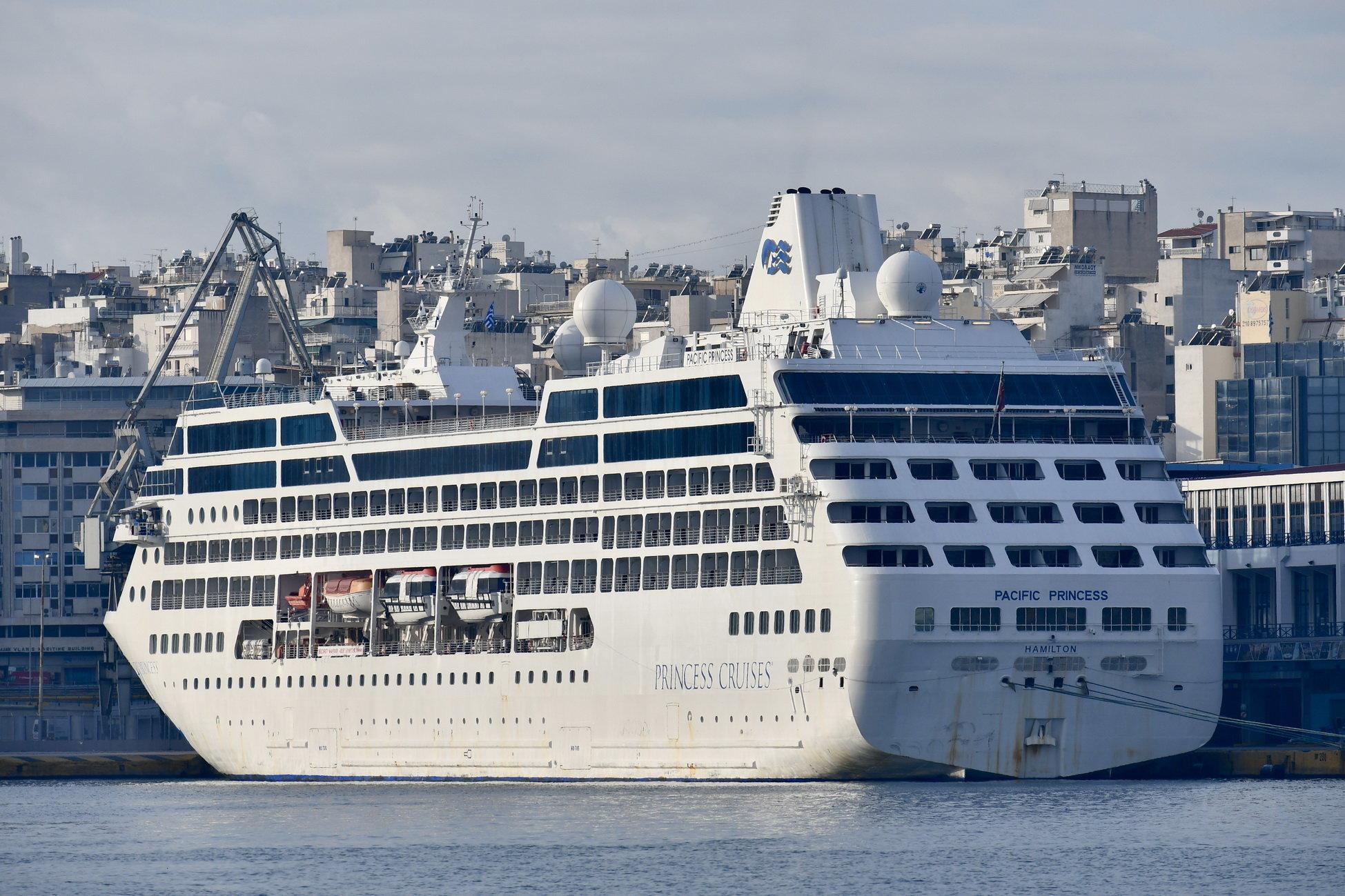 Pacific Princess_01-12-18_Piraeus