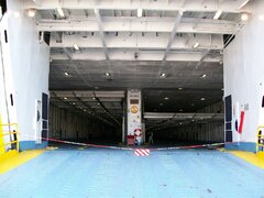 Sardinia Regina garage