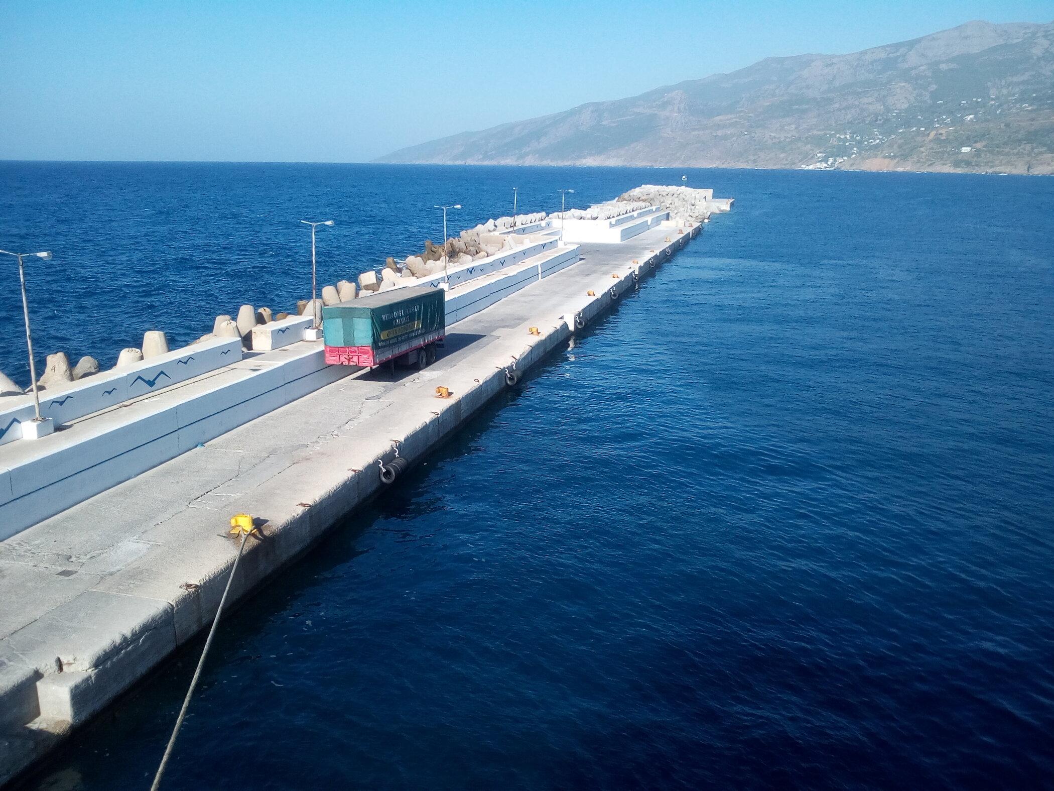 Evdilos - Ikaria
