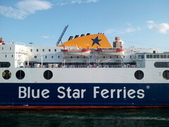 Blue Star 1- Piraeus