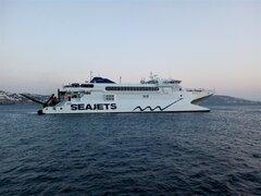 Naxos Jet @ Mykonos