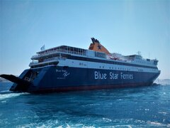 Blue Star Paros @ Mykonos