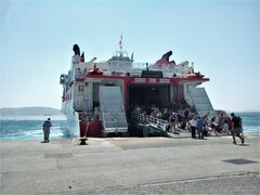 Santorini Palace @ Mykonos