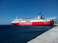 Fast Ferries Andros @ Tinos