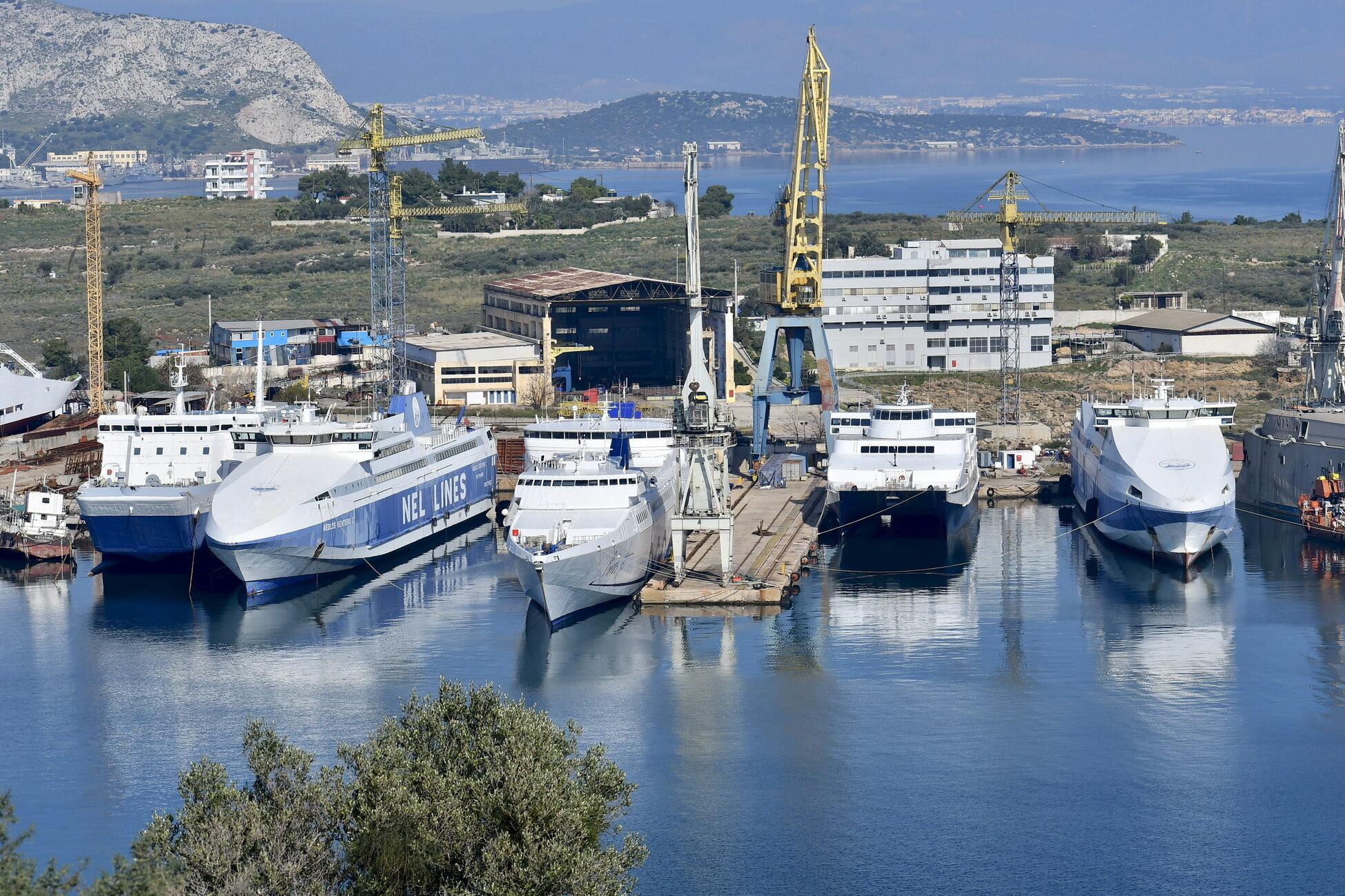 Alkioni_Aeolos Kenteris I_Paros Jet_Naxos Jet_Andros Jet_Aeolos Kenteris II_10-02-19_Ambelaki Salaminas