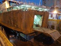 kefalonia in drydock 06032019 c.