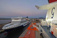 Cruise Olbia vs Cruise Ausonia