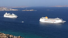 Splendour of the Seas_Costa Neoriviera_22-08-19_Mykonos