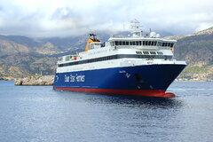 Blue Star Paros Karpathos - Pidagia 15 11 2017 - 2