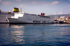 king minos@ piraeus 2000