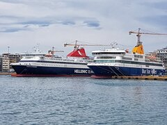 Piraeus Main Port
