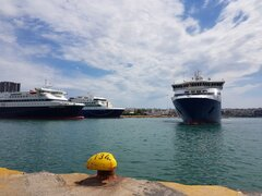 Piraeus Main Port