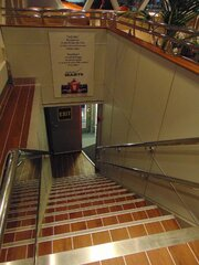World Champion Jet STBD Entrance Stairs