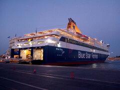 Blue Star Delos @ Piraeus