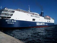 Aqua Blue @ Mykonos