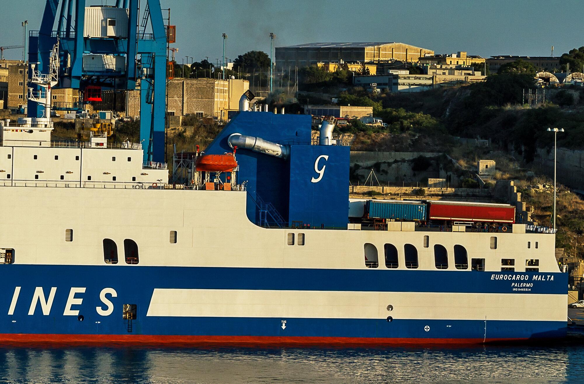 Eurocargo Malta Funnel