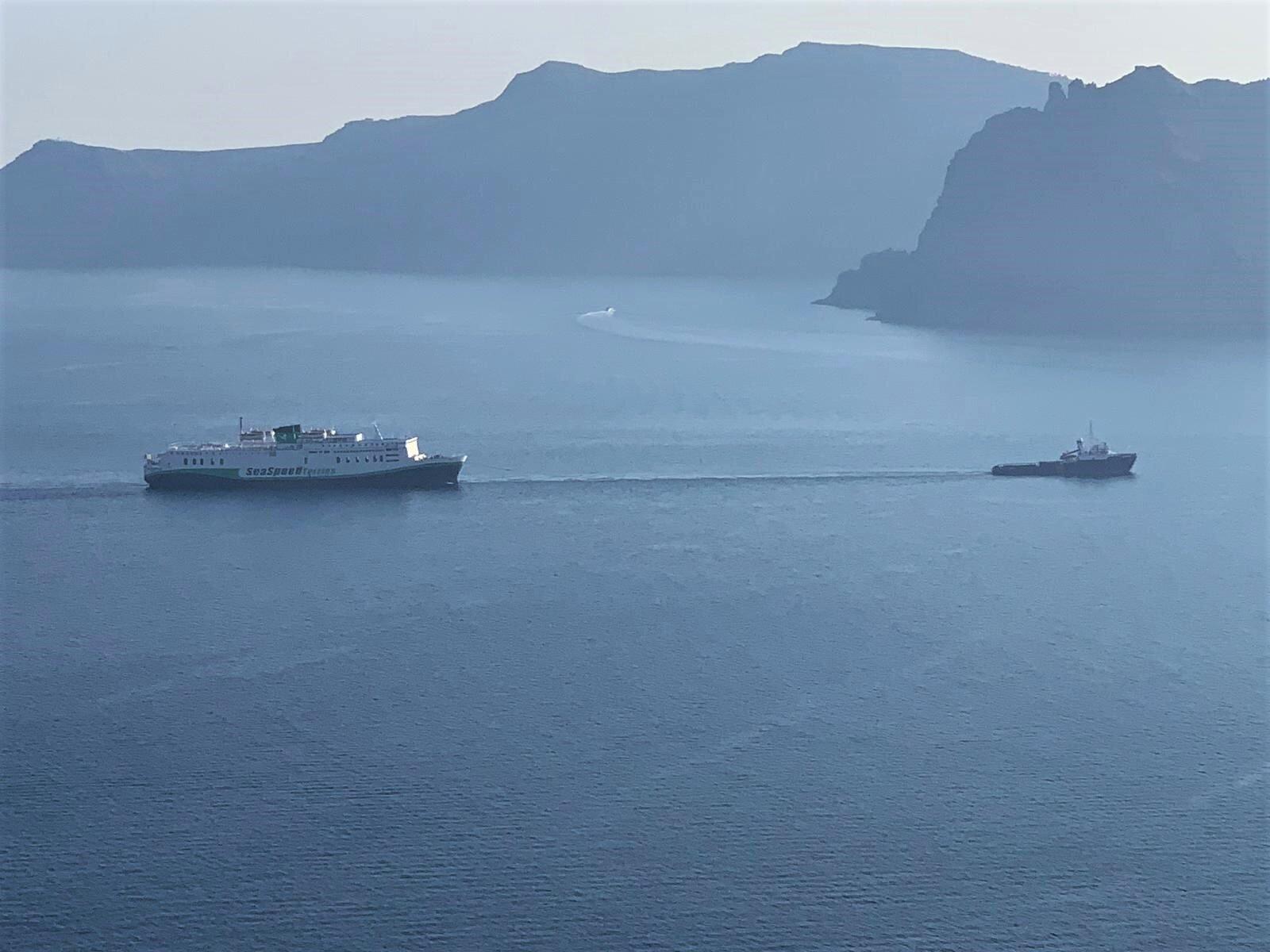 Olympus @ Santorini