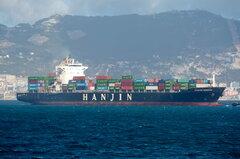 Hanjin Santos_06-08-16_Algeciras