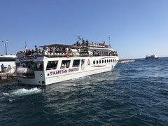Kapetan Dimitris & Agios Konstantinos, Nisyros Port 05082019