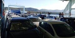 garaz of Aidipsos ferry