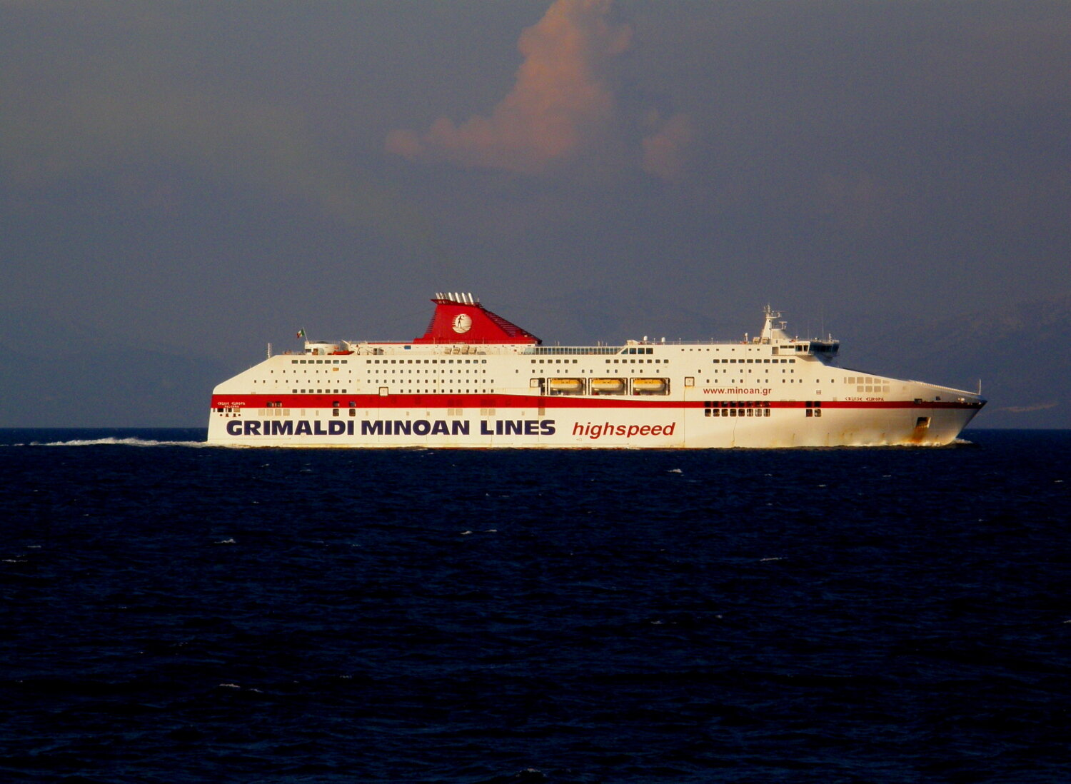 cruise europa off echinades islets 09092019 a